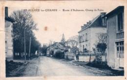 23 - Saint Sulpice Des Champs -  Route D Aubusson - Champ De Foire - Other Municipalities