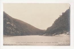 G-895 Annam Vietnam Quang Nam Gorges De Tach-Bich Real Photo RPPC - Postcards