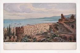G-911 Turkey Smyrna Smyrne View Early Postcard - Postcards