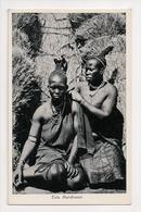 G-916 Zulu South Africa Hairdresser Early Postcard - Other