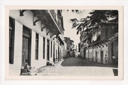 G-933 Kenya Africa Vasco Da Gama Street Scene Postcard - Other