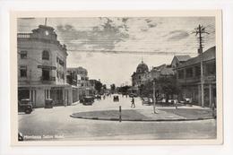G-932 Kenya Africa Mombasa Salim Road Street Scene Postcard - Other