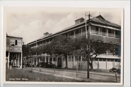 I-272 Beira Mozambique Rhodesia Portuguese East Africa Savoy Hotel Real Photo RPPC - Other