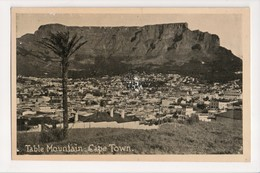 I-276 5 Cape Town South Africa Table Mountain Mail Ship Docks Lions Head Postcards - Other