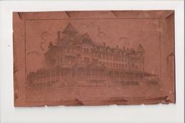 I-409 Ebensburg Pennsylvania Ebensburg Inn Early Leather Postcard - United States