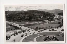 I-433 Caracas Venevuela Entrada A La Ciudad Universitaria Real Photo Postcard - Postcards