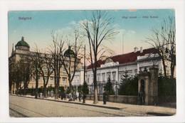 I-435 Belgrad Belgrade Serbia Regi Konak Alter Konak Postcard - Postcards