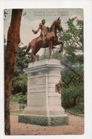 I-432 Venezuela Saludo De Caracas Estatua De Sucre En El Calvario Postcard - Postcards