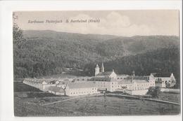 I-437 Slovenia Krain Carniola Karthause Pletterjach S. Barthelma Postcard - Postcards