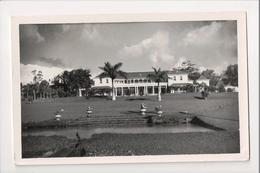 I-442 Moka Mauritius Africa Le Reduit 1963 Real Photo Postcard - Postcards