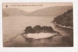 I-444 Belgian Congo Africa Monts De Cristal 1943 US Army WWII Cancel - Postcards