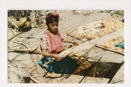 I-496 Guatemala Central America Santiago Atitlan Native Girls Vintage Postcard - Postcards