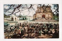 I-498 Guatemala Central America Market Palin Vintage Postcard - Postcards