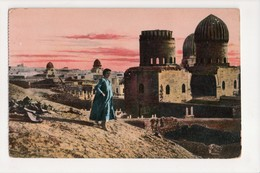 I-623 Cairo Egypt The Tombs Of The Mamelouks Postcard - Other