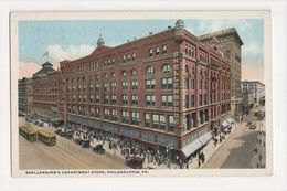 I-625 Philadelphia Pennsylvania Snellenburg's Department Store Postcard - United States