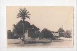 I-747 Choubrah Shubra Cairo ? Real Photo Postcard Showing Residences - Postcards