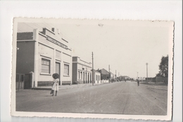 I-748 Lobito Angola Street Scene Real Photo Postcard - Postcards