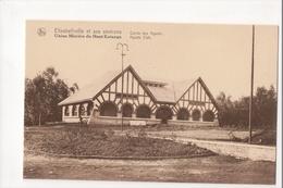 I-752 Elisabethville Belgium Congo Agents Club Union Miniere Du Haut Katanga PC - Postcards