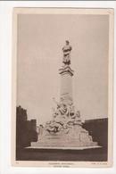 I-768 Argentina Buenos Aires Postcard Colombus Monument - Postcards