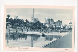 I-771 Brazil Rio De Janeiro Postcard Paca Paris - Postcards
