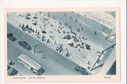 I-775 Brazil Rio De Janeiro Postcard Copacabana - Postcards