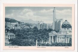 I-776 Brazil Rio De Janeiro Postcard Vista Parcial - Postcards