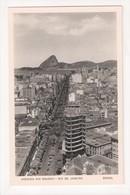 I-783 Brazil Rio De Janeiro Postcard Avemida Rio Branco - Postcards