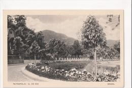 I-782 Brazil Petropolis E. Do Rio Postcard - Postcards