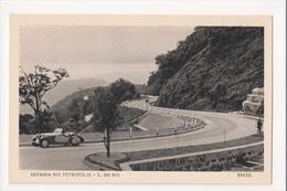 I-787 Brazil Estrada Rio Petropolis E. Do Rio Postcard - Postcards