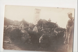 I-882 Tangier Tanger Maroc Morocco Africa Market Scene Real Photo Postcard - Other