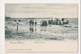 I-884 Tangier Tanger Maroc Morocco Africa Pecheurs Arabes UDB Vintage Postcard - Postcards