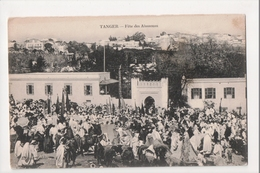I-895 Tangier Tanger Maroc Morocco Africa Fete Des Aissaouas Vintage Postcard - Other