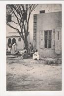 I-898 Casablanca Maroc Morocco Africa La Prison Vintage Postcard - Other