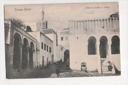 I-899 Tangier Tanger Maroc Morocco Africa Palias De Justice Et Tresor Vintage PC - Postcards