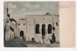 I-900 Tangier Tanger Maroc Morocco Africa Palias De Justice Et Tresor Vintage PC - Postcards