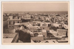 I-902 Sousse Maroc Morocco Africa Vue General Vintage Postcard - Other