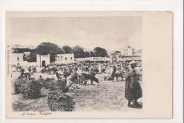 I-904 Tangier Tanger Maroc Morocco Africa El Soko Vintage Postcard - Postcards