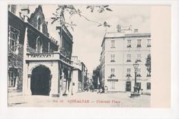 I-910 Gibraltar Vintage Postcard Convent Place UDB - Postcards