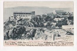 I-911 Gibraltar Vintage Postcard Buena Vista From The South UDB - Postcards