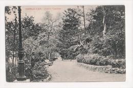 I-913 Gibraltar Vintage Postcard Public Gardens - Postcards