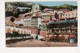 I-919 Gibraltar Vintage Postcard The Casemates - Postcards