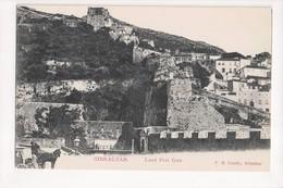 I-920 Gibraltar Vintage Postcard Land Port Gate UDB - Postcards