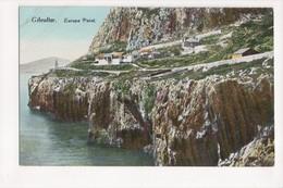 I-928 Gibraltar Vintage Postcard Europa Point - Postcards