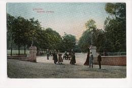 I-929 Gibraltar Vintage Postcard Alameda Gardens - Postcards