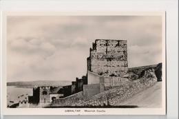 I-933 Gibraltar Vintage Postcard Moorish Castle - Postcards