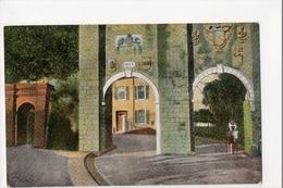 I-946 Gibraltar Vintage Postcard Southport Gates - Postcards