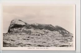 I-953 Gibraltar Vintage Postcard Rock From The Bay - Postcards