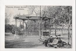 I-964 Gibraltar Vintage Postcard Kingsway Alameda Gardens - Postcards