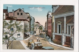 I-979 Gibraltar Vintage Postcard Church Street - Postcards