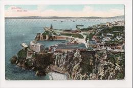 I-981 Gibraltar Vintage Postcard Rosia Bay - Postcards